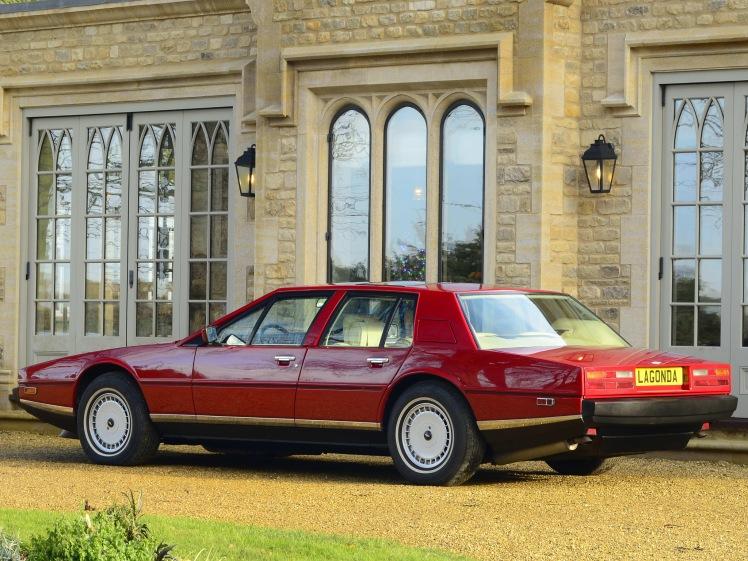 1976-1987 Aston Martin Lagonda 3