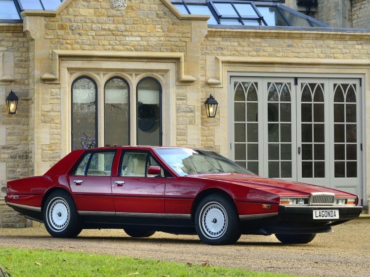 1976-1987 Aston Martin Lagonda