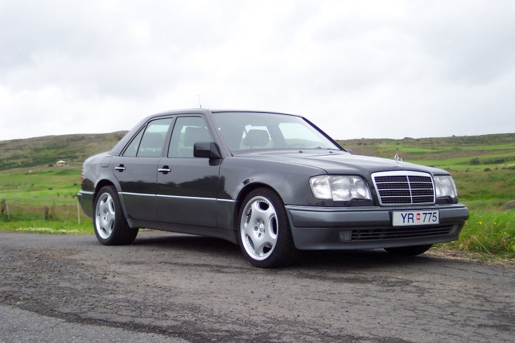 Start off great and keep getting greater the 500e and for Mercedes benz e60 amg