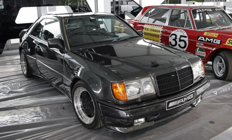 Mercedes Benz 300 CE AMG Wide body (1988)