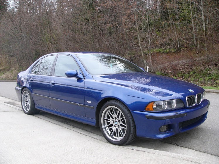 1998-2003 BMW M5 e39