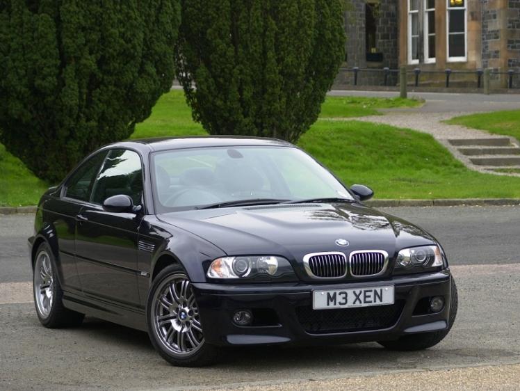 BMW M3 (E46) 2003