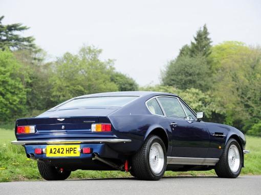 1977 Aston Martin V8 Vantage (rear)