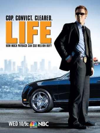 Life Season 1 Promo Charlie Crews