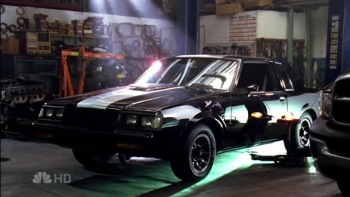 Buick Grand National Charlie Crews Life