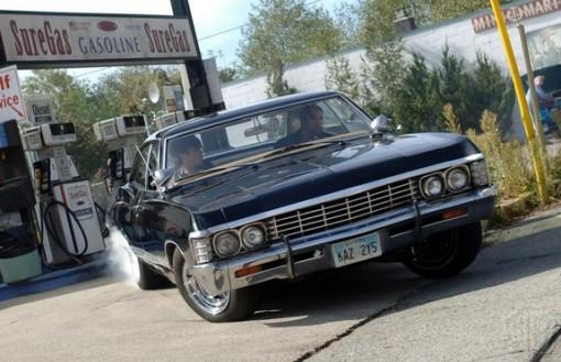 "1967 Chevrolet Impala Supernatural ""Metallicar"""