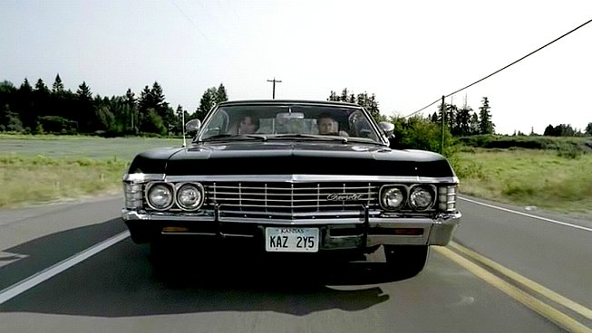 Chevrolet Impala 1967 Supernatural Automotive Views