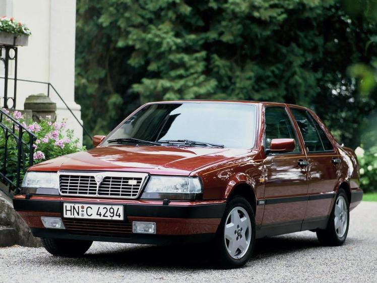 "Lancia Thema 8.32 ""Ferrari"" (1988-1992)"