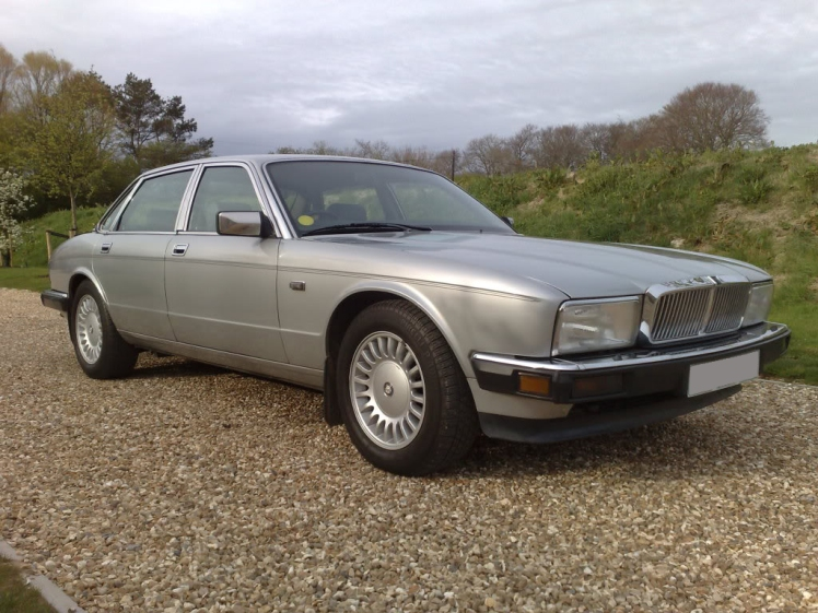 1988 Jaguar XJ 3.6 Sovereign