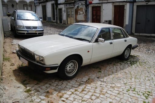 1991 Jaguar XJ Sovereign