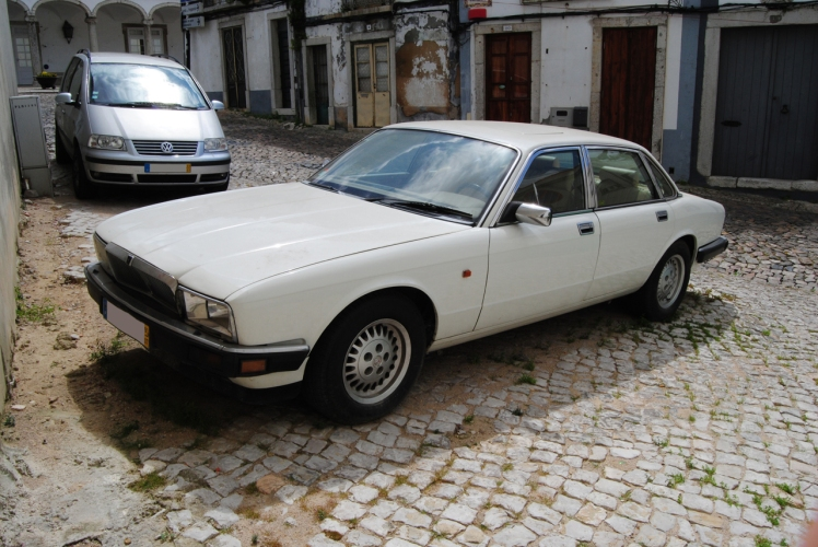 1991 Jaguar XJ Sovereign