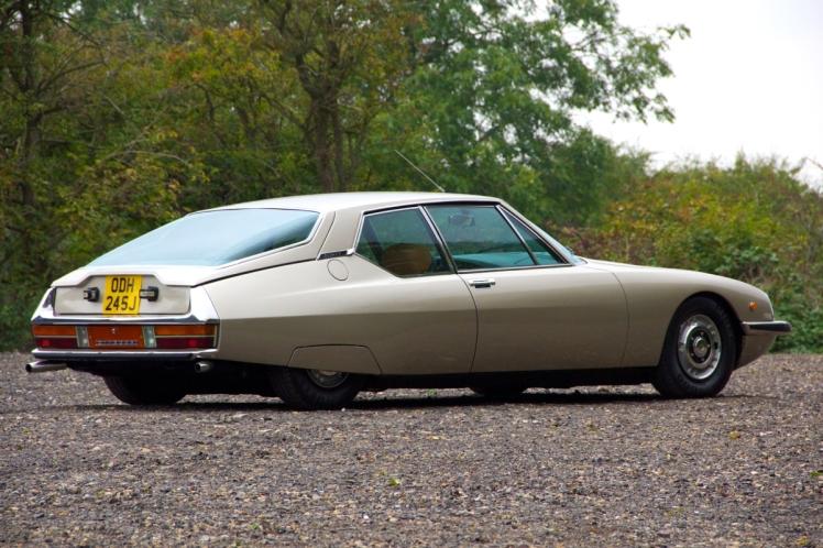 1971 Citroen SM 2