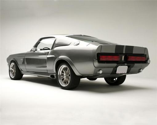 1967 Shelby GT500 Eleanor (rear)