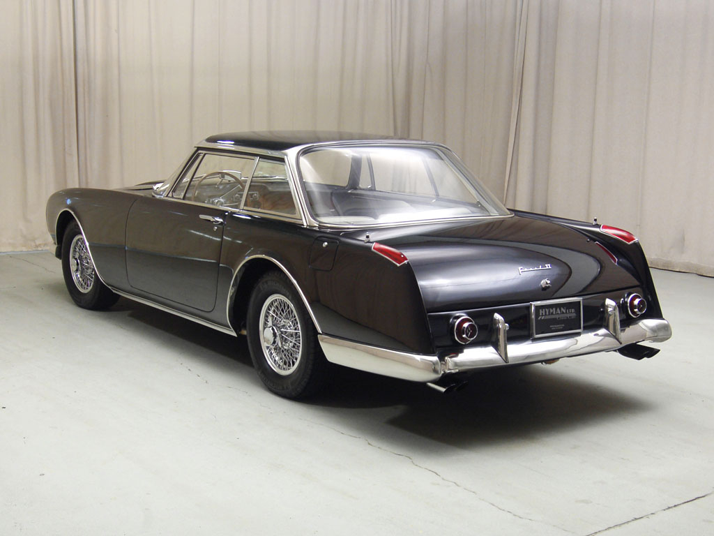 60 S Beauty Queens Facel Vega Ii 5000 Gt Allemano 250
