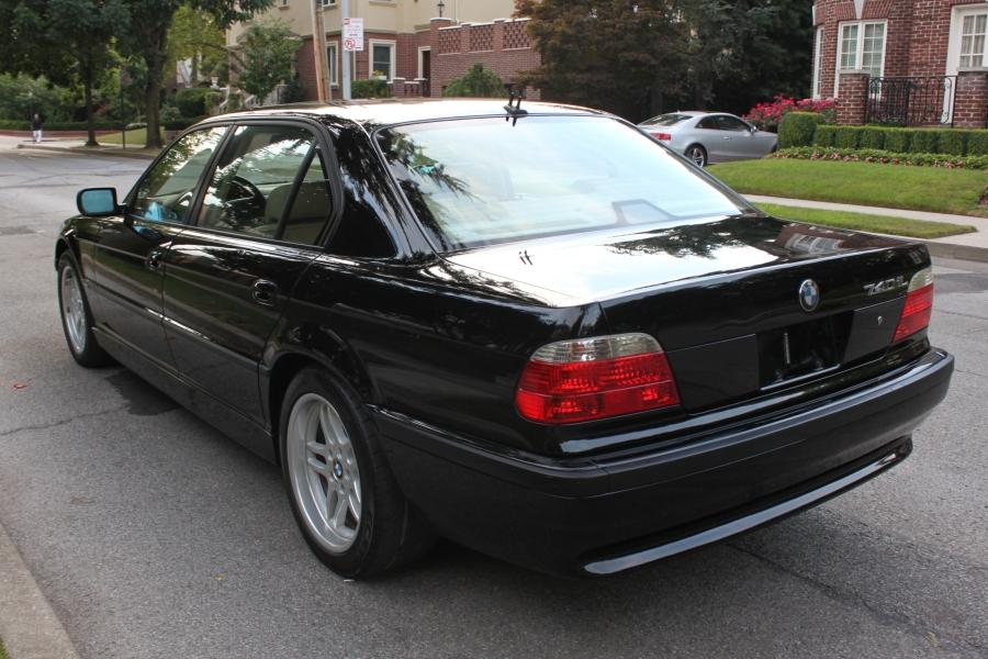 2001 BMW 740   Automotive Views