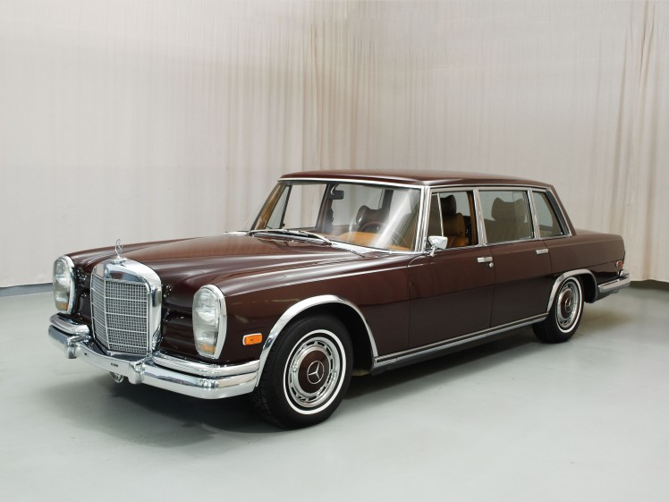 1970 Mercedes-Benz 600 SWB