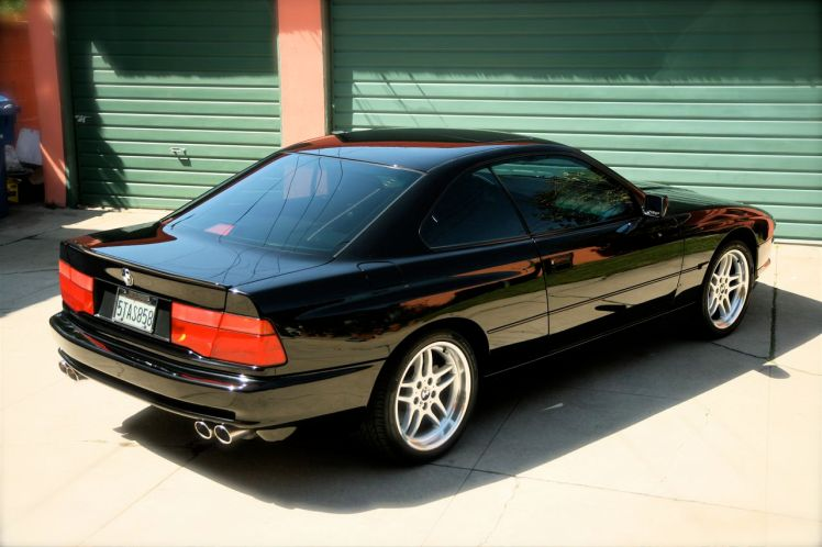 BMW 840Ci (rear)
