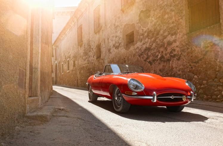 1961 Jaguar E-Type Convertible