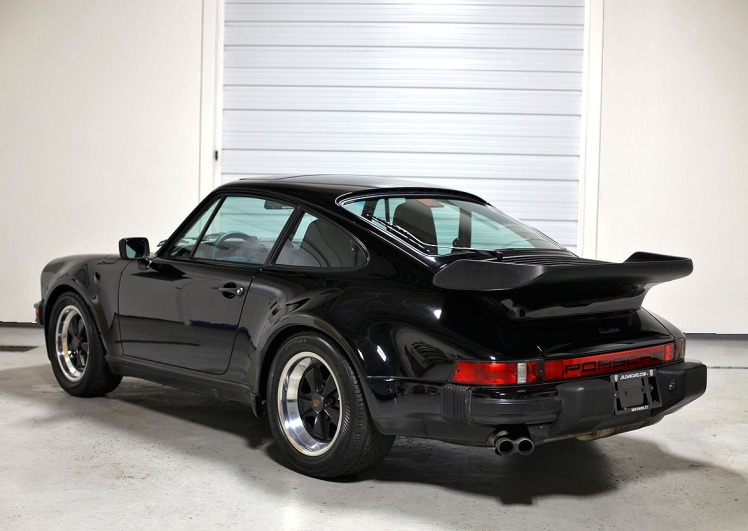 1986 Porsche 911 930 Turbo 2