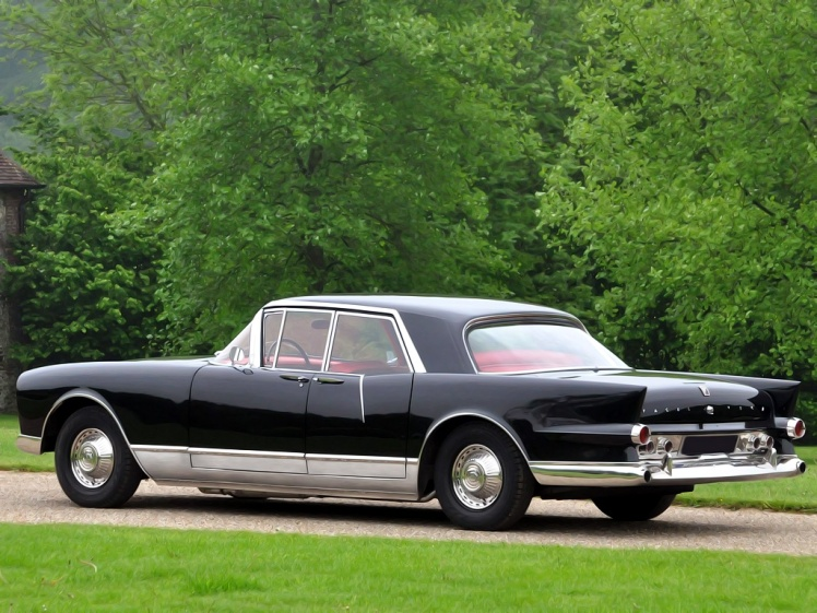 Facel Vega Excellence (rear)