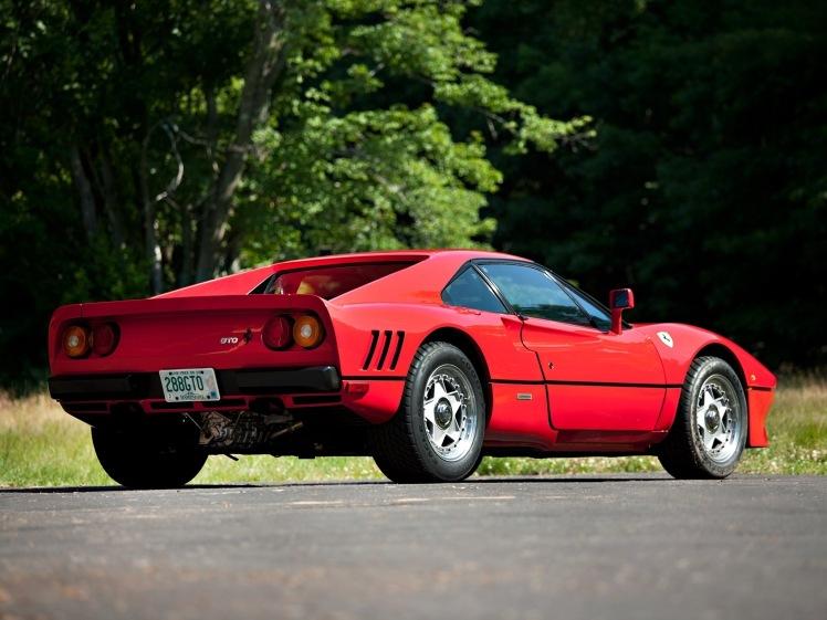 Ferrari 288 GTO (rear)