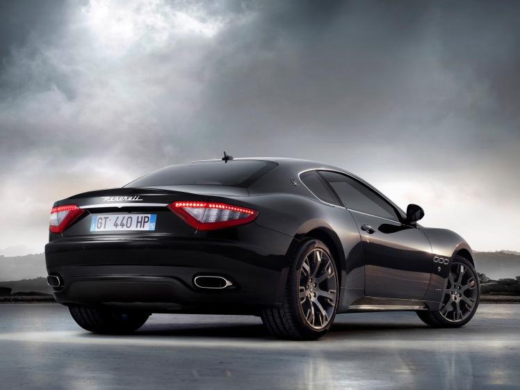 Maserati Granturismo S (rear)