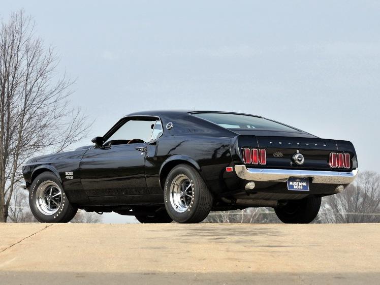 Mustang Boss 429 (rear)
