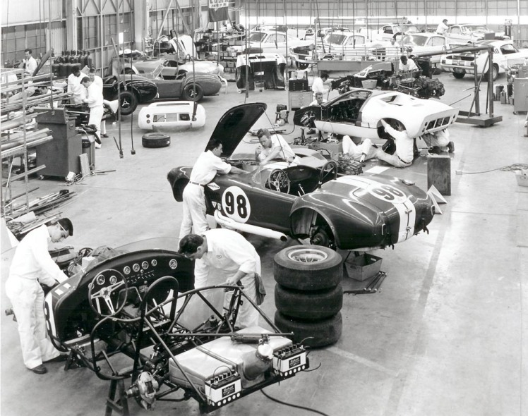 Shelby Factory