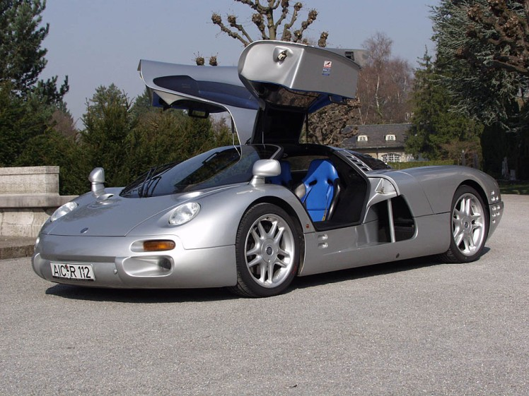1999 Isdera Silver Arrow C112i