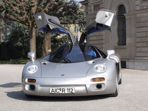 Isdera Silver Arrow C112i