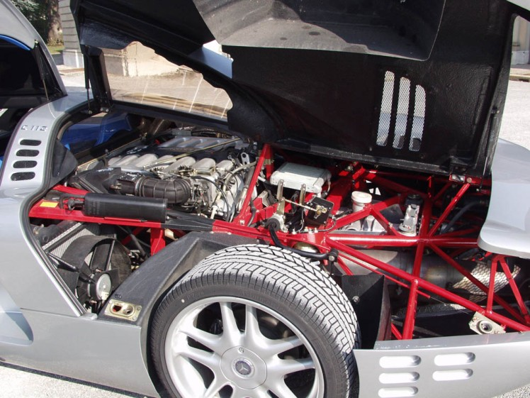 Isdera Silver Arrow C112i