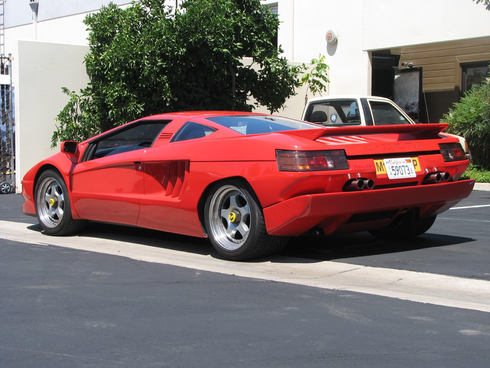 Cizeta Lamborghini | A...