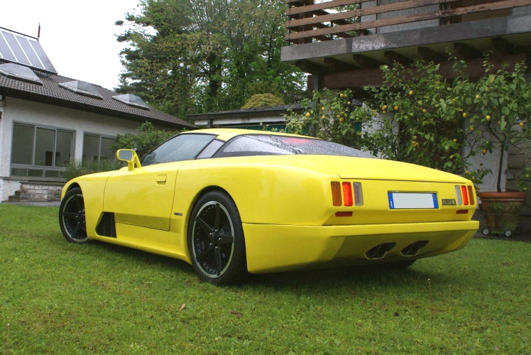 Iso Grifo 90 (2010)