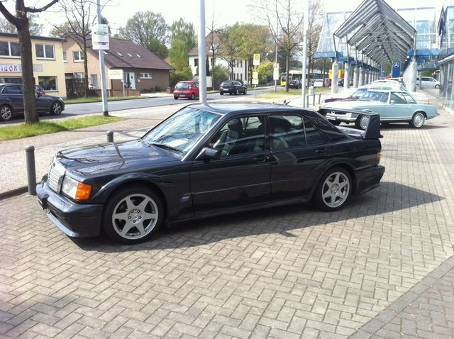 190E 2.5-16 Evolution II AMG