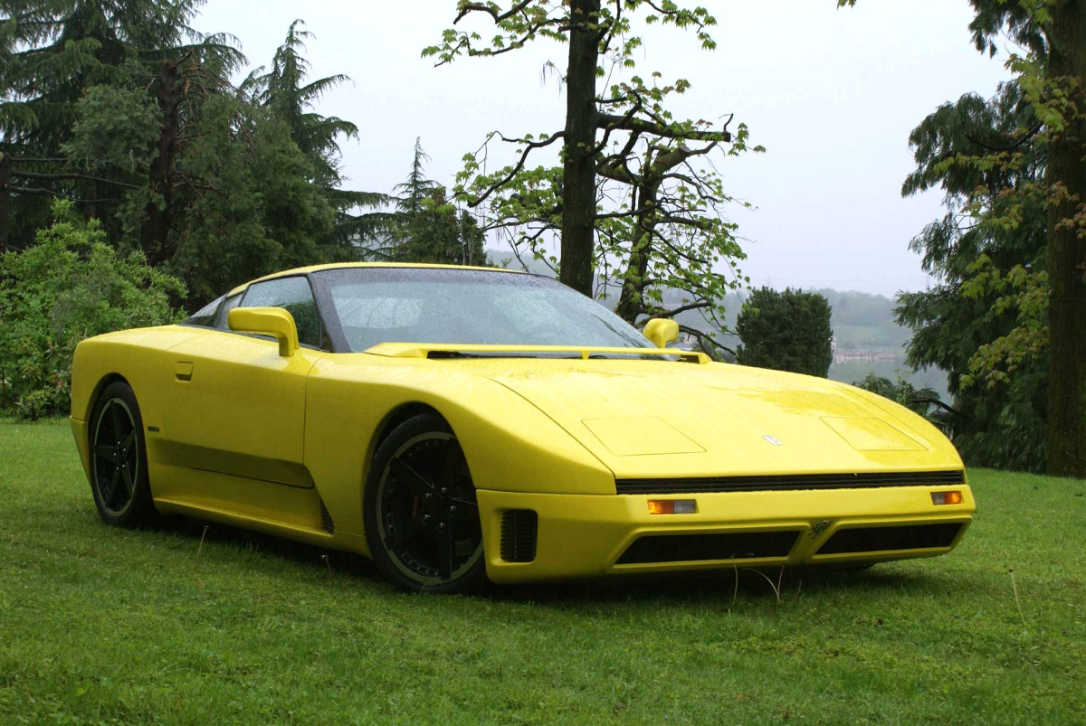 90's Nostalgia: Obscure Supercars Edition – Part 3/5