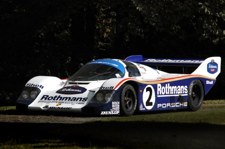 Porsche 956 008