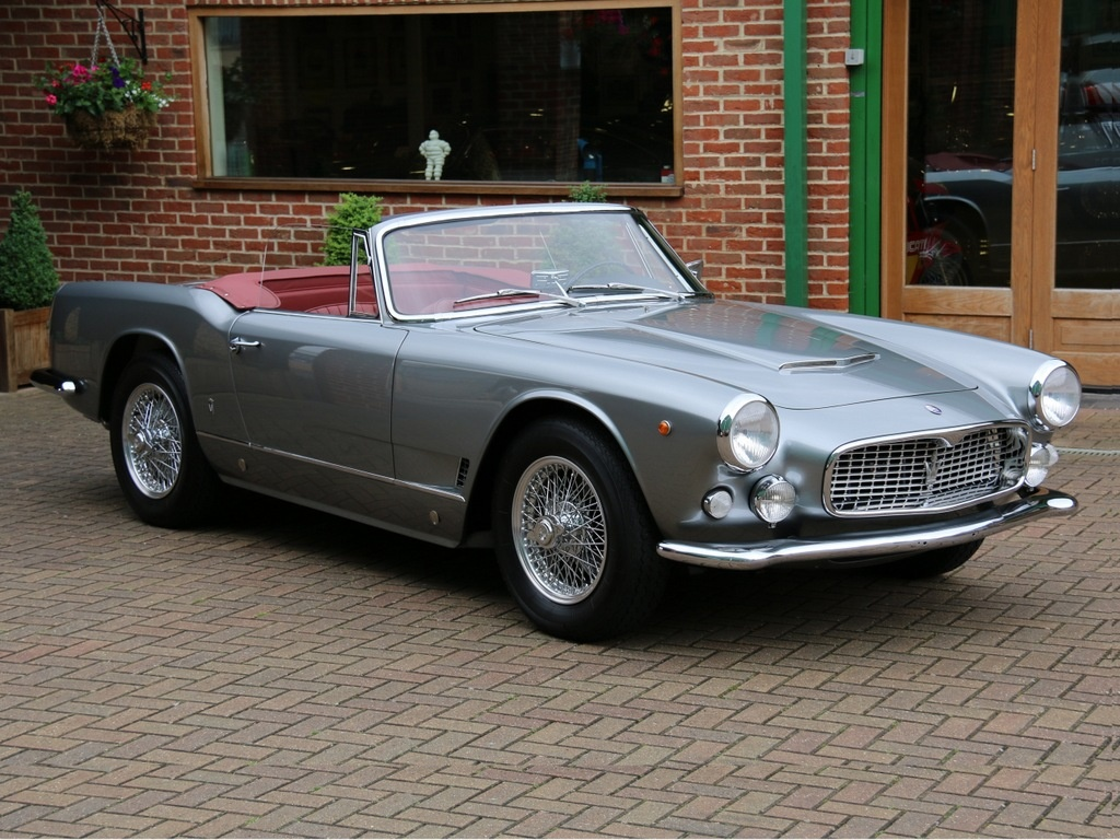 maserati 3500gt for sale automotive views. Black Bedroom Furniture Sets. Home Design Ideas