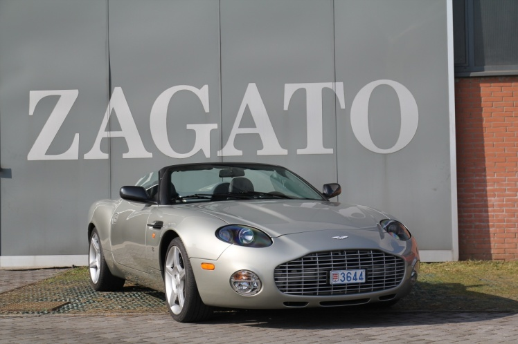 Aston Martin DBAR1