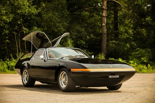 Ferrari Daytona Shooting Break