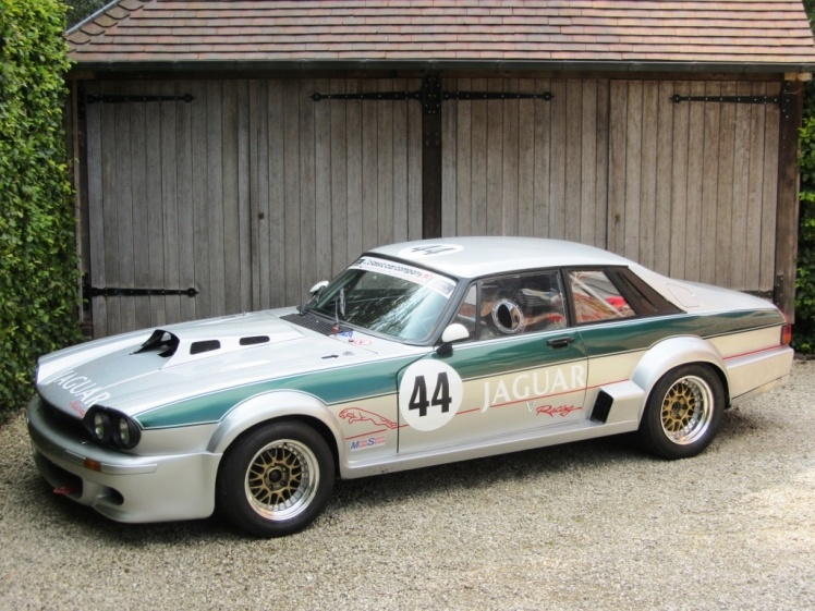 Jaguar XJS Race Car