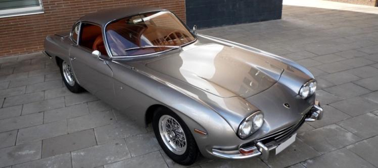 Lamborghini 400 Interim