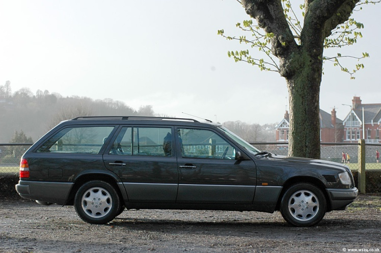 Mercedes Benz W124 estate