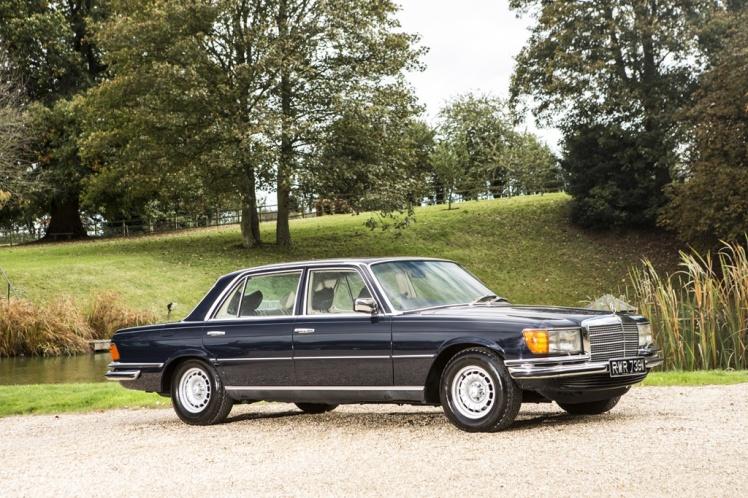 Mercedes Benz 450 SEL 6.9