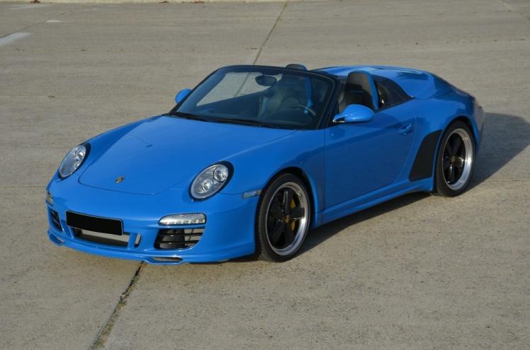 Porsche Speedster 997