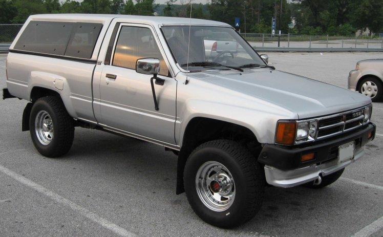 Toyota Hilux N40
