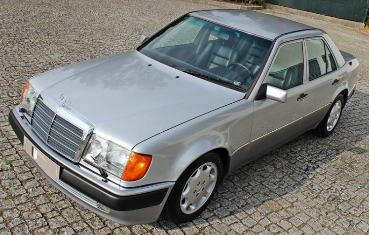 W124 500E