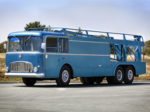 Fiat Series 306/2 Grand Prix Transporter