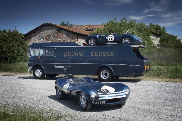 Ecurie Ecosse Transporter