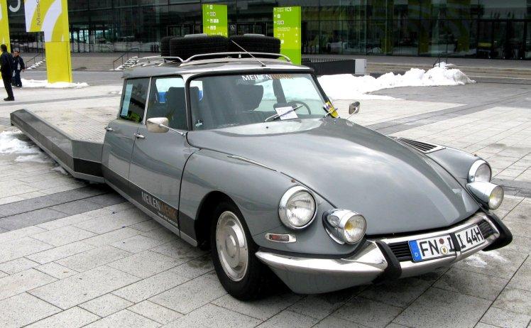 Citroen DS Tissier 1976