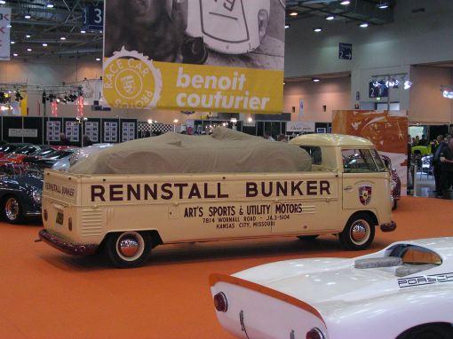 Rennstall Bunker VW T1